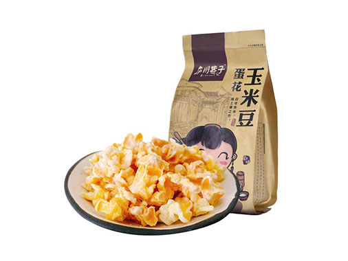 廬州巷子玉米豆爆米花