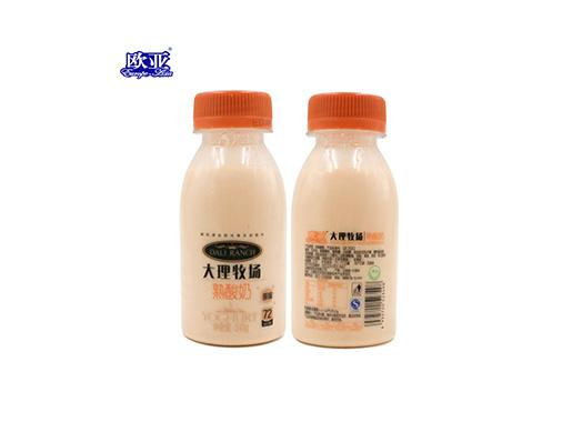 欧亚大理牧场熟酸奶