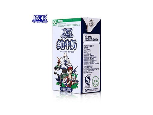 欧亚高原生态纯牛奶