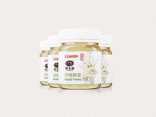 百花谭光树洋槐蜂蜜