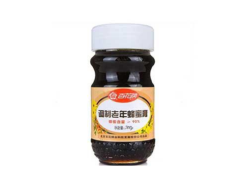 百花调制老年蜂蜜膏