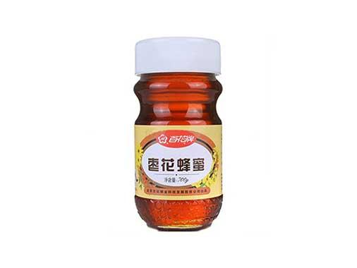 百花枣花蜂蜜