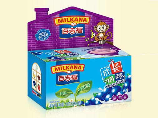 百吉福生长奶酪蓝莓味