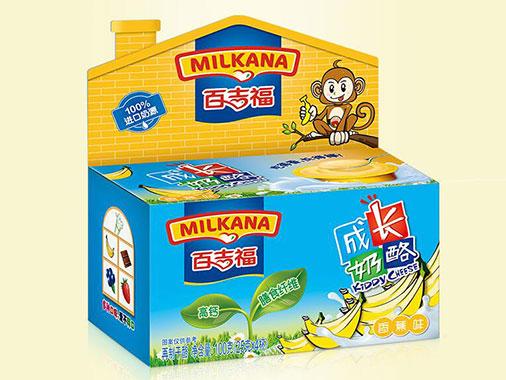 百吉福生长奶酪香蕉味