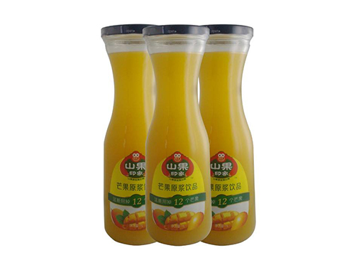 百芝源山果印象芒果汁1L
