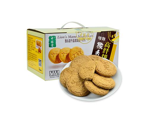 中膳堂猴姑饼干