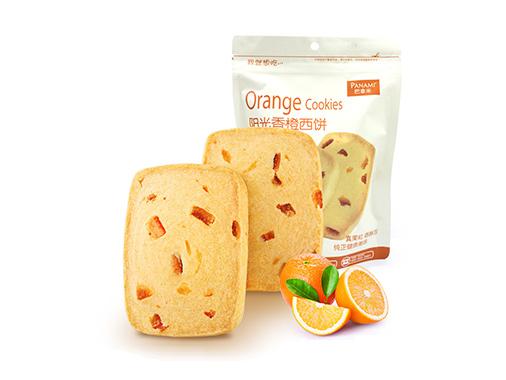 巴拿米手工阳光香橙西饼