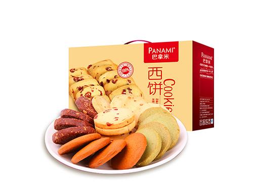 巴拿米西饼礼盒