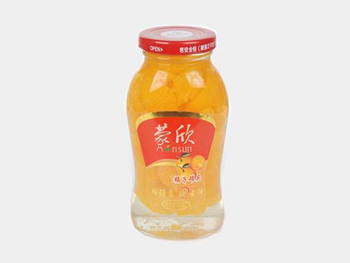 蒙欣橘子罐头