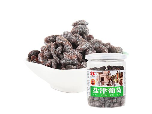 零食村盐津葡萄