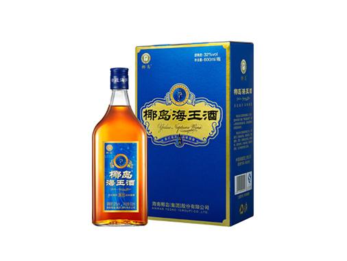 椰岛32度海王酒单盒装