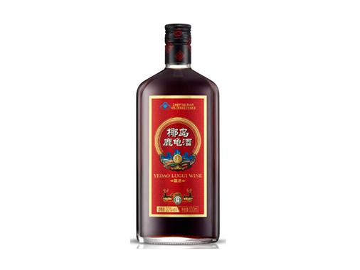 椰岛33度鹿龟酒实惠装