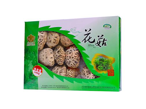 永富盒装花菇