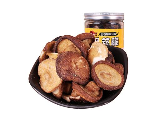 野娃香菇脆椒盐味