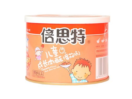 倍思特兒童成長肉酥番茄味
