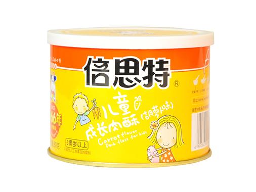 倍思特兒童成長肉酥胡蘿卜味