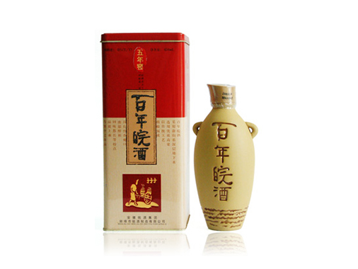百年皖酒浓香型