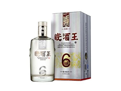 皖酒王绵柔六年