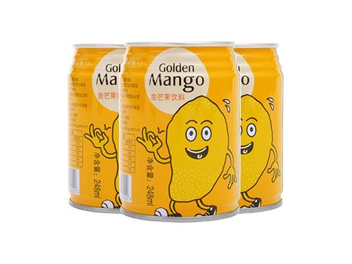 苗姑娘金芒果風味飲料