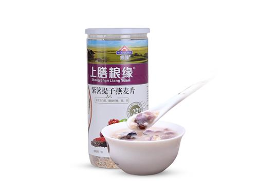 荣怡上膳粮缘紫薯提子燕麦片