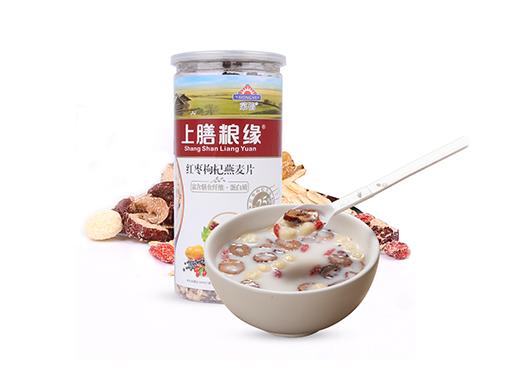 荣怡上膳粮缘红枣枸杞燕麦片
