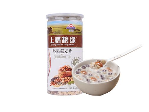 荣怡上膳粮缘坚果燕麦片