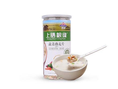 荣怡上膳粮缘蔬菜燕麦片