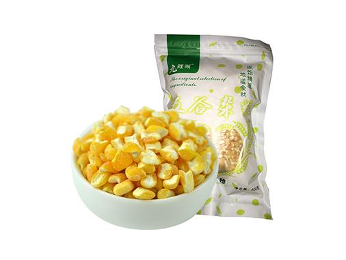 九鲤湖农家玉米粒