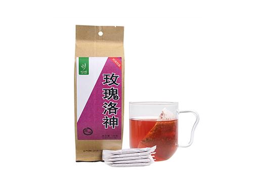 忆江南玫瑰洛神茶