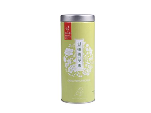 忆江南新铁罐甘菊青苹果