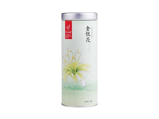 忆江南新铁罐金银花
