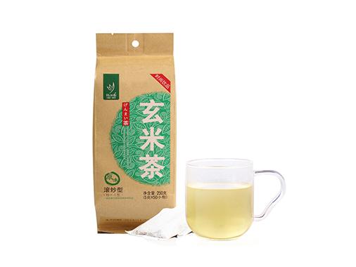 忆江南玄米茶