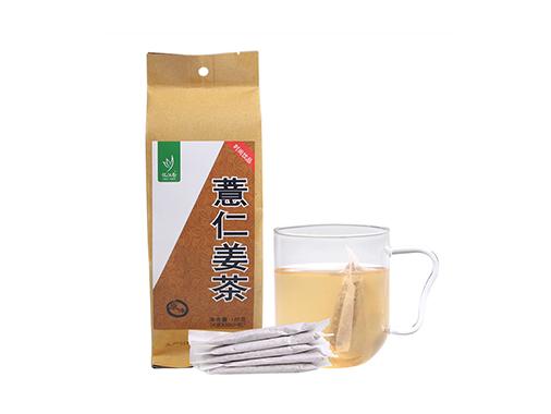 忆江南薏仁姜茶
