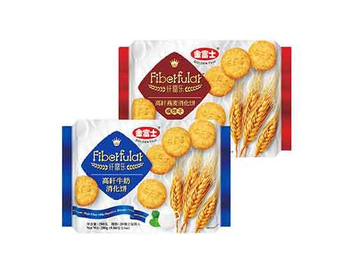 金富士高纤消化饼