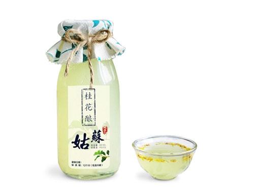 蘇羋娘桂花酒