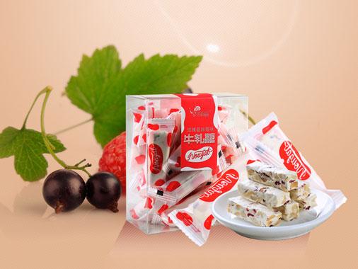 巴莉甜甜牛轧糖蔓越莓