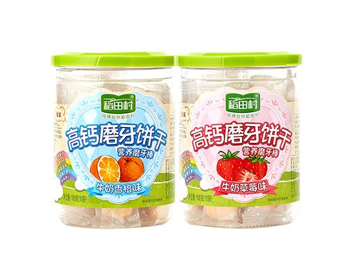 稻田村高钙磨牙饼干