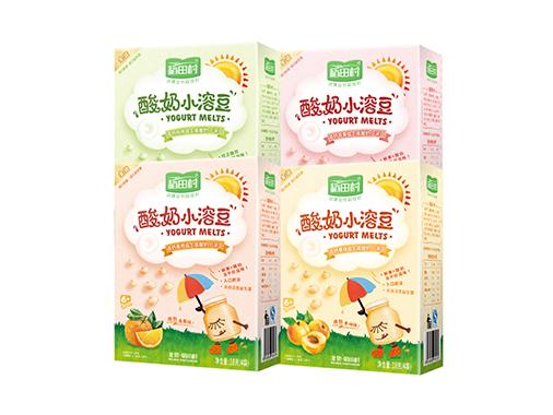 稻田村酸奶小溶豆