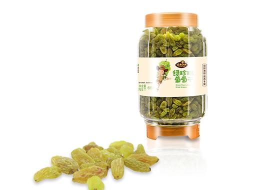 可米小子绿珍珠葡萄干