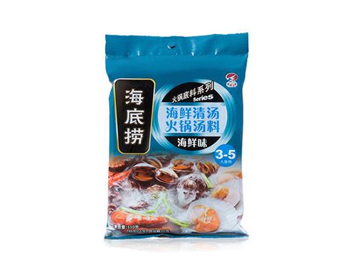 海底捞海鲜清汤火锅汤料