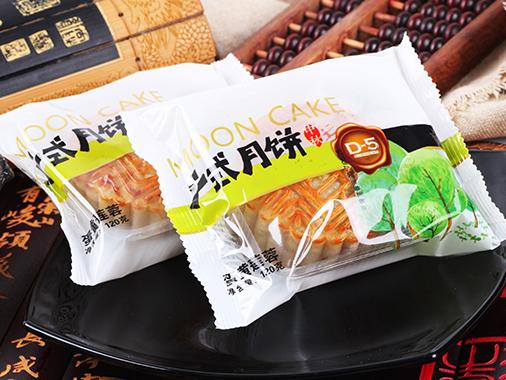 李氏广式月饼蛋黄莲蓉馅