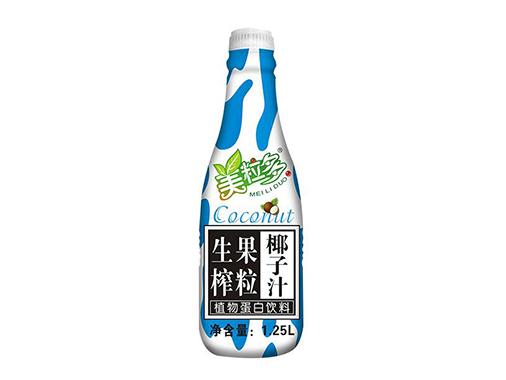 美粒多生果榨粒椰子汁