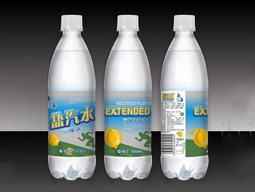 超級延體上海鹽汽水檸檬味