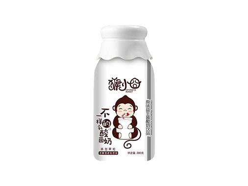 猴小囧原味益生菌酸奶