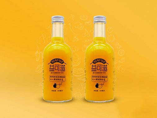 益可滋复合乳酸菌甜橙汁饮料