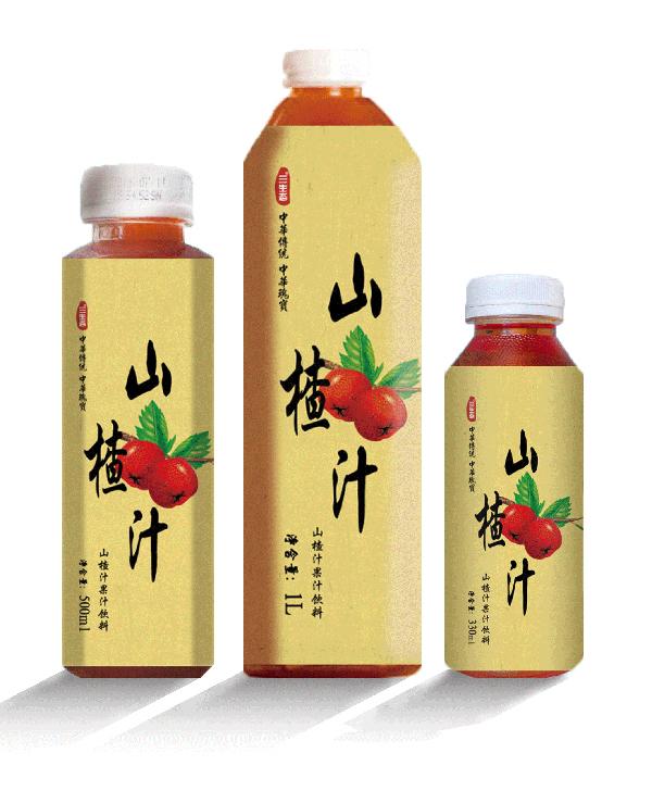 值日生山楂汁果汁饮料