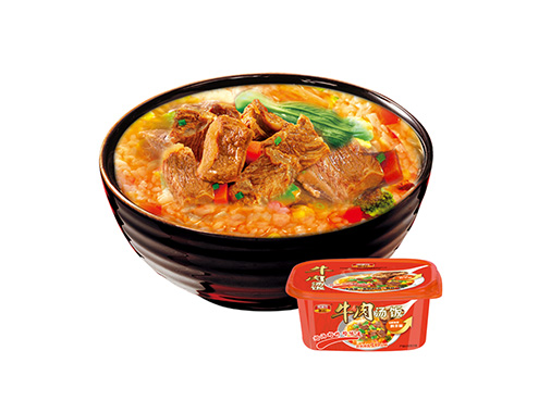 周家庄粥控牛肉汤饭