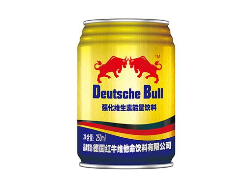 Deutsche Bull强化维生素功用饮料