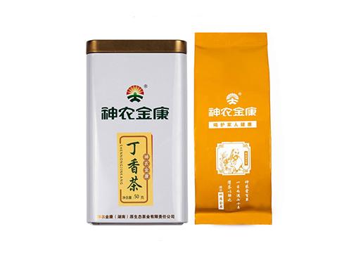 神农金康丁香茶