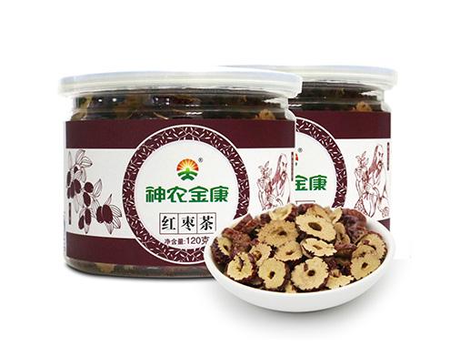 神农金康红枣茶